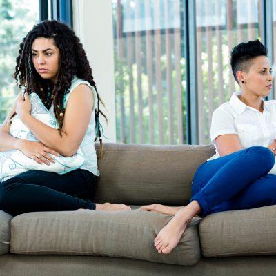 Cape Cod Lesbian Divorce in MA